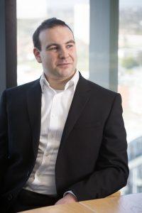 Jonathan Friend, Friend MTS CEO